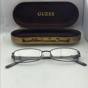 Guess Women's Eyeglass Frame